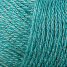 Load image into Gallery viewer, Skein of Berroco Folio DK weight yarn in the color Tidal (Blue) for knitting and crocheting.