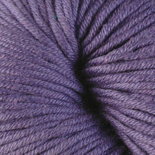 Load image into Gallery viewer, Skein of Berroco Modern Cotton Worsted weight yarn in color Viola (Purple) for knitting and crocheting.