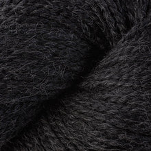 Load image into Gallery viewer, Skein of Berroco Ultra Alpaca Chunky Bulky weight yarn in the color Charcoal Mix (Gray) for knitting and crocheting.