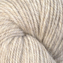 Load image into Gallery viewer, Skein of Berroco Ultra Alpaca Worsted weight yarn in the color Barley (Tan) for knitting and crocheting.