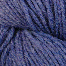 Load image into Gallery viewer, Skein of Berroco Ultra Alpaca Worsted weight yarn in the color Periwinkle Mix (Blue) for knitting and crocheting.