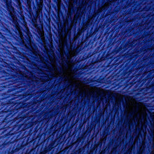 Load image into Gallery viewer, Skein of Berroco Vintage Chunky Bulky weight yarn in the color Blue Moon (Blue) for knitting and crocheting.