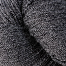 Load image into Gallery viewer, Skein of Berroco Vintage DK DK weight yarn in the color Cracked Pepper (Gray) for knitting and crocheting.