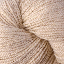 Load image into Gallery viewer, Skein of Berroco Vintage DK DK weight yarn in the color Mushroom (Tan) for knitting and crocheting.