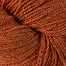 Load image into Gallery viewer, Skein of Berroco Vintage DK DK weight yarn in the color Pumpkin (Orange) for knitting and crocheting.