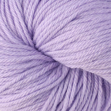 Load image into Gallery viewer, Skein of Berroco Vintage  Worsted weight yarn in the color Aster (Purple) for knitting and crocheting.