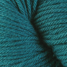 Load image into Gallery viewer, Skein of Berroco Vintage  Worsted weight yarn in the color Carribean Sea (Blue) for knitting and crocheting.