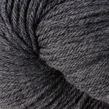 Load image into Gallery viewer, Skein of Berroco Vintage Worsted weight yarn in the color Cracked Pepper (Gray) for knitting and crocheting.