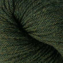 Load image into Gallery viewer, Skein of Berroco Vintage  Worsted weight yarn in the color Douglas Fir (Green) for knitting and crocheting.