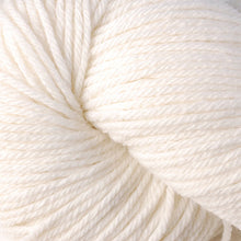 Load image into Gallery viewer, Skein of Berroco Vintage  Worsted weight yarn in the color Mochi (White) for knitting and crocheting.