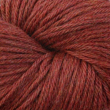 Load image into Gallery viewer, Skein of Berroco Vintage Worsted weight yarn in the color Red Pepper (Red) for knitting and crocheting.