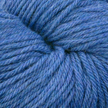 Load image into Gallery viewer, Skein of Berroco Vintage  Worsted weight yarn in the color Sapphire (Blue) for knitting and crocheting.