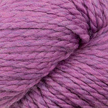 Load image into Gallery viewer, Skein of Cascade 128 Superwash Bulky weight yarn in the color Aster (Purple) for knitting and crocheting.