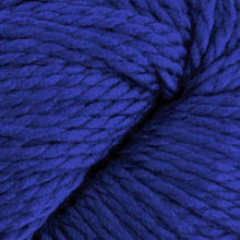 Load image into Gallery viewer, Skein of Cascade 128 Superwash Bulky weight yarn in the color Deep Sapphire (Blue) for knitting and crocheting.