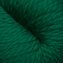 Load image into Gallery viewer, Skein of Cascade 128 Superwash Bulky weight yarn in the color Ivy (Green) for knitting and crocheting.