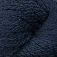 Load image into Gallery viewer, Skein of Cascade 128 Superwash Bulky weight yarn in the color Navy (Blue) for knitting and crocheting.