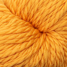 Load image into Gallery viewer, Skein of Cascade 128 Superwash Bulky weight yarn in the color Sunflower (Yellow) for knitting and crocheting.
