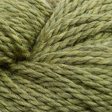 Load image into Gallery viewer, Skein of Cascade 128 Superwash Bulky weight yarn in the color Turtle (Green) for knitting and crocheting.