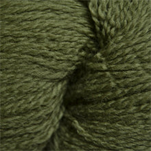 Load image into Gallery viewer, Skein of Cascade 220 Fingering Sock weight yarn in the color Avocado (Green) for knitting and crocheting.