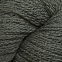 Load image into Gallery viewer, Skein of Cascade 220 Fingering Sock weight yarn in the color Castor Grey (Gray) for knitting and crocheting.