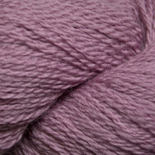 Load image into Gallery viewer, Skein of Cascade 220 Fingering Sock weight yarn in the color Mauve Orchid (Pink) for knitting and crocheting.