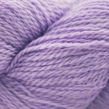 Load image into Gallery viewer, Skein of Cascade 220 Fingering Sock weight yarn in the color Orchid Haze (Purple) for knitting and crocheting.