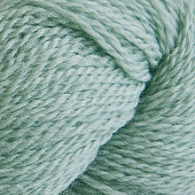 Load image into Gallery viewer, Skein of Cascade 220 Fingering Sock weight yarn in the color Sage (Green) for knitting and crocheting.