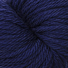 Load image into Gallery viewer, Skein of Cascade 220 Superwash Sport Sport weight yarn in the color Blue Depths (Blue) for knitting and crocheting.