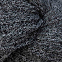 Load image into Gallery viewer, Skein of Cascade 220 Superwash Sport Sport weight yarn in the color Charcoal (Gray) for knitting and crocheting.