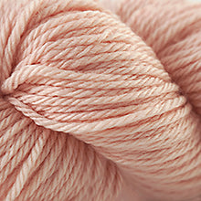Load image into Gallery viewer, Skein of Cascade 220 Superwash Sport Sport weight yarn in the color Cream Puff (Orange) for knitting and crocheting.