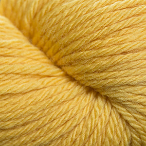 Skein of Cascade 220 Superwash Sport Sport weight yarn in the color Daffodil (Yellow) for knitting and crocheting.