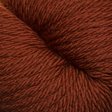 Load image into Gallery viewer, Skein of Cascade 220 Superwash Sport Sport weight yarn in the color Picante (Orange) for knitting and crocheting.