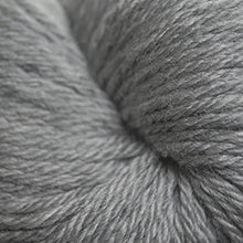 Load image into Gallery viewer, Skein of Cascade 220 Superwash Sport Sport weight yarn in the color Silver Grey (Gray) for knitting and crocheting.
