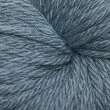 Load image into Gallery viewer, Skein of Cascade 220 Superwash Sport Sport weight yarn in the color Summer Sky Heather (Blue) for knitting and crocheting.
