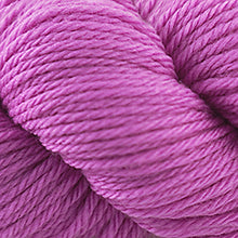 Load image into Gallery viewer, Skein of Cascade 220 Superwash Sport Sport weight yarn in the color Tahitan Rose (Pink) for knitting and crocheting.