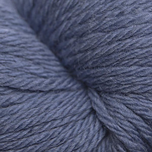 Skein of Cascade 220 Superwash Sport Sport weight yarn in the color Westpoint Blue Heather (Blue) for knitting and crocheting.