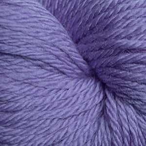 Skein of Cascade 220 Superwash Sport Sport weight yarn in the color Wisteria (Purple) for knitting and crocheting.