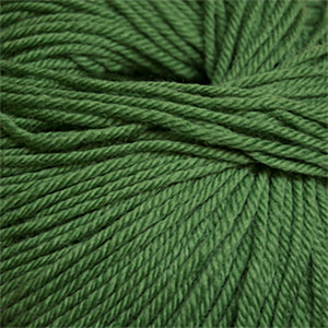 Skein of Cascade 220 Superwash Worsted weight yarn in the color Mint Green (Green) for knitting and crocheting.