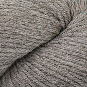 Skein of Cascade 220 Worsted weight yarn in the color Beige (Tan) for knitting and crocheting.