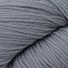 Load image into Gallery viewer, Skein of Cascade 220 Worsted weight yarn in the color Grey (Gray) for knitting and crocheting.