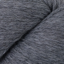 Load image into Gallery viewer, Skein of Cascade 220 Worsted weight yarn in the color Greystone Heather (Gray) for knitting and crocheting.