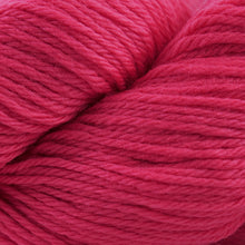 Load image into Gallery viewer, Skein of Cascade 220 Worsted weight yarn in the color Hot Pink (Pink) for knitting and crocheting.