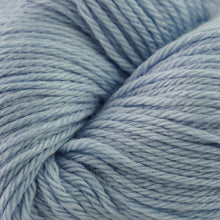 Load image into Gallery viewer, Skein of Cascade 220 Worsted weight yarn in the color Sky Blue (Blue) for knitting and crocheting.