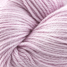 Load image into Gallery viewer, Skein of Cascade 220 Worsted weight yarn in the color Soft Pink (Pink) for knitting and crocheting.