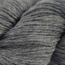 Load image into Gallery viewer, Skein of Cascade 220 Worsted weight yarn in the color Storm Cloud Heather (Gray) for knitting and crocheting.