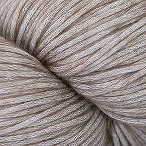 Skein of Cascade Cantata Worsted weight yarn in the color Brown (Tan) for knitting and crocheting.