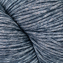 Load image into Gallery viewer, Skein of Cascade Cantata Worsted weight yarn in the color Navy (Blue) for knitting and crocheting.