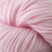 Load image into Gallery viewer, Skein of Cascade Cantata Worsted weight yarn in the color Pink (Pink) for knitting and crocheting.