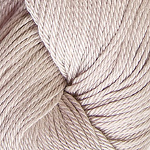 Load image into Gallery viewer, Skein of Cascade Ultra Pima DK weight yarn in the color Buff (Tan) for knitting and crocheting.