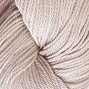 Skein of Cascade Ultra Pima DK weight yarn in the color Buff (Tan) for knitting and crocheting.
